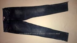 H&M джинсы узкие размер 27