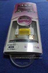 Кабель Logan USB A Plug - USB Mini B Plug 0. 5 м