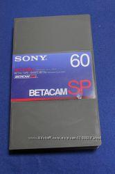 Видеокассеты SONY SP BCT-60MLA