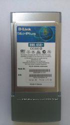 Беспроводной адаптер D-Link AirPlus DWL-650