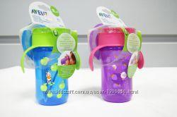 Чашки и бутылочки от AVENT