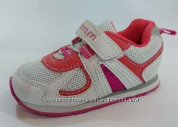 Кроссовки для девочки Tom. M, р. 22, 23, 26