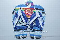Вьетнамки Super Gear для мальчика 3 цвета, р. 22, 23, 24, 25, 26, 27