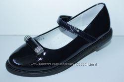 Туфли подростковые на девочку тм Kimboo, р. 32, 33, 34, 35, 36, 37