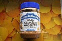 Арахисовое масло в ассортименте, производства США 454 г. , Peanut Butter