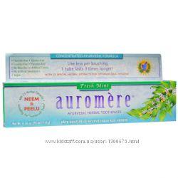 Зубная паста на травах, производста США 117 г