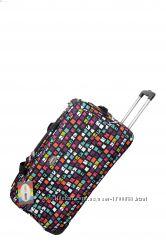 Дорожная чемодан-сумка на колесах Foxy-line.
