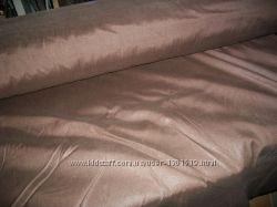 Ткань плащевая плащевка коричневая