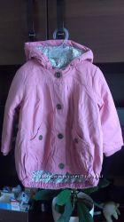 Демисезонная курточка для девочки  Next, Англия, новая
