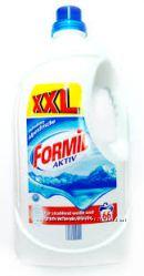 FORMIL жидкий порошок для белого белья Aktive 5л 66 стирок опт