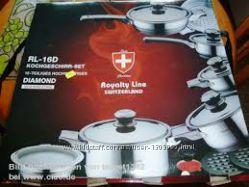 Посуда Royalty Line Switzerland набор
