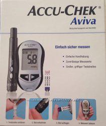 Глюкометр ACCU- CHEK Aviva