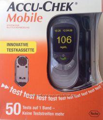 Глюкометр ACCU- CHEK Mobile