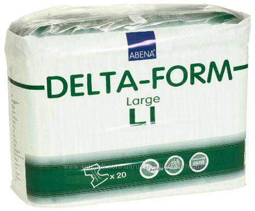 Продам Памперсы при недержании для взрослых Abena Delta Form из Германии