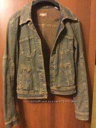 Джинсовая курточка Wild West jeans, курточка Gloria Jeans