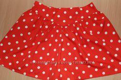Красивая юбка next, H&M на 8-10 лет. Новая.