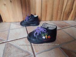 Ботинки кожаные PEPINO 19 р. , стелька 13 см.