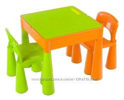 Комплект детской мебели Tega Baby Mamut стол2 стульчика