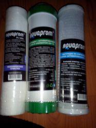 Комплект картриджей AquaProm От Бактерий