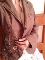джинсова куртка RIVER ISLAND