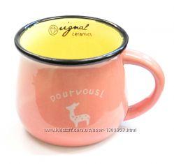 Керамическая чашка Smile