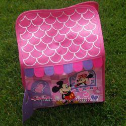 Тканевая шкатулка-органайзер для для детских игрушек Mickey Mouse