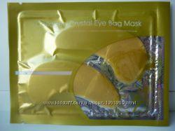 Коллагеновые маски-патчи под глаза