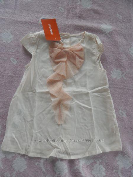 блузка новая  летняя LC Waikiki 98-104