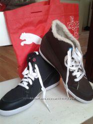 Ботинки демисезонные оригинал Puma р. от 37, 5 до 41
