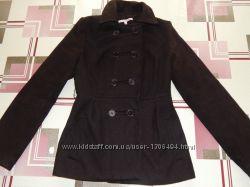 Стильное пальто кашемировое фирменное