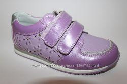 Туфли на липучках Flamingo Фламинго кроссовки ботинки для девочек рр 28 -33
