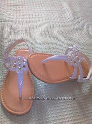 Босоножечки для девочки, размер 26, стелька 16 см