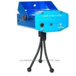 Лазерный проектор, стробоскоп YX-09, звездное небо