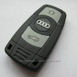 Прикольная флешка Audi на 8 G, новая, и много других - iflash. 16mb. com