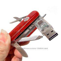 Крутая флешка Швейцарский нож 16 GB и много других - iflash. 16mb. com