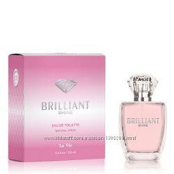 DILIS Туалетная вода Brilliant Shine &acuteBright Crystall Versace&acute 100 мл