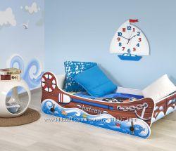 Кровать детская BOAT с матрасом и функцией колыбели