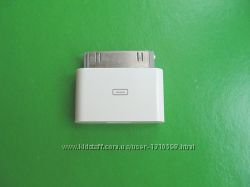 Адаптер-переходник 30-pin - micro USB для iPad iPhone