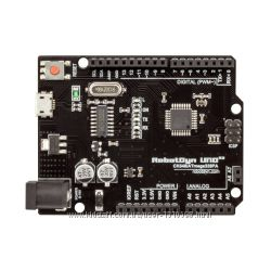 Uno R3 CH340GATmega328p, аналог Arduino UNO R3