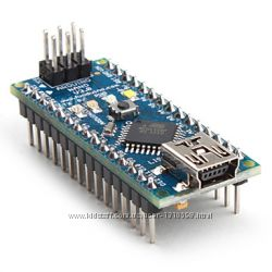 Микроконтроллер программирование Arduino Nano V3. 0 ATmega328P FT232RL