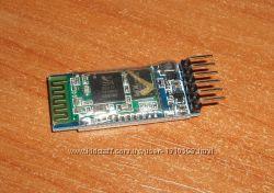 HC-05 RS232 Bluetooth 6 pin Master Slave блютуз модуль RF Transceiver TTL U