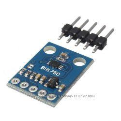BH1750 датчик освещенности цифровой BH1750FVI GY-302 light intensity illumi