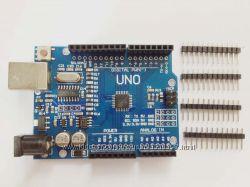 Arduino ATmega328P UNO R3 с микросхемой ch340g