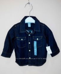 Рубашка джинсовая GAP