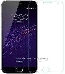 Защитное стекло для Meizu M2 Note Tempered Glass 9H