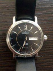 Продам швейцарские мужские наручные часы Grovana1160. 2557. Механические