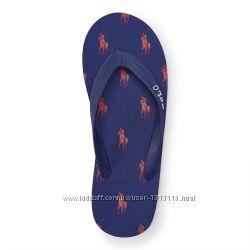Пляжная обувь для мальчиков Ralph Lauren оригинал