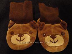 Детские тапочки-носочки H&M, р. 20-21