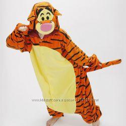 Кигуруми- или маскарадный костюм, пижама Леопард, Лев, Тигра