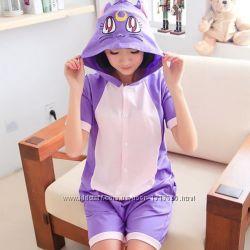 Кигуруми- или маскарадный костюм, пижама летний вариант